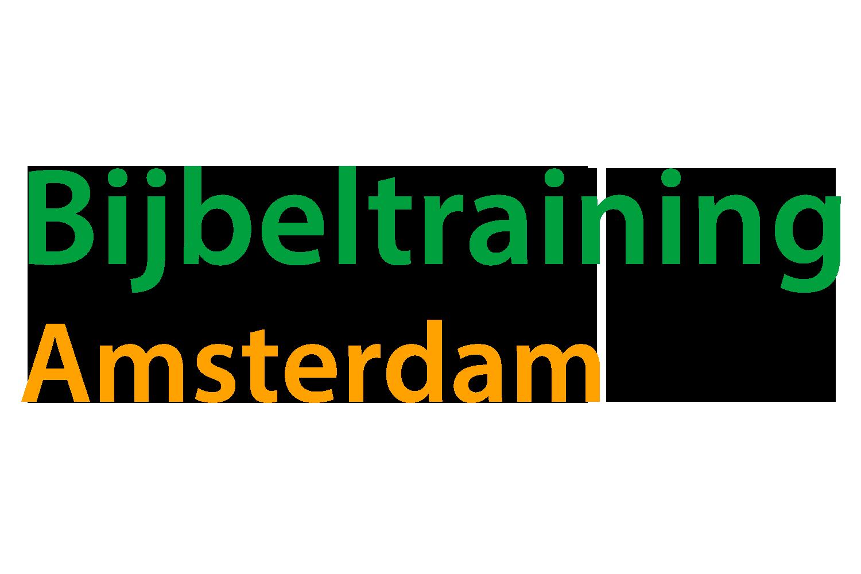 Bijbeltraining Amsterdam